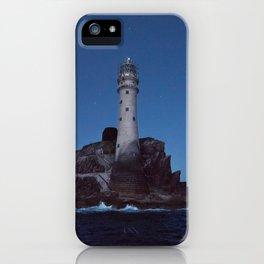 (RR 293) Fastnet Rock Lighthouse - Ireland iPhone Case
