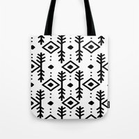 nordic Tote Bags featuring NORDIC by Nika