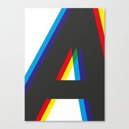 ACMYK Canvas Print