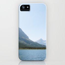 Many Glacier iPhone Case