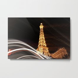 HALFWAY AROUND THE WORLD Metal Print