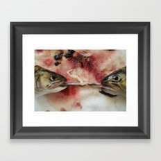 Passion of the Fish 03 Framed Art Print
