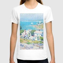 12,000pixel-500dpi - Frederick Childe Hassam - New England Headlands - Digital Remastered Edition T-shirt