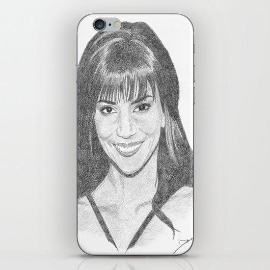 Halle Berry iPhone Skin