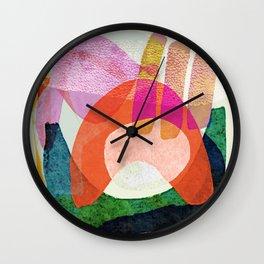 Bubblegum Factory Wall Clock