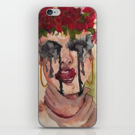 Choking the Life Out of You iPhone Skin