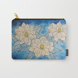 Magnolias for Kim Carry-All Pouch