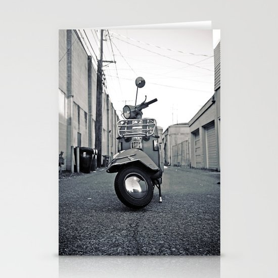 Urban Vespa Stationery Cards