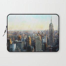 New York City, Beautiful View Laptop Sleeve