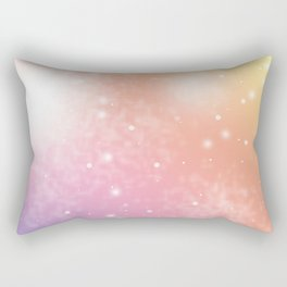 Pretty Colours ooo Rectangular Pillow