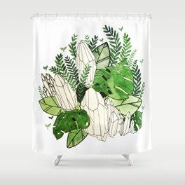 Cornucopia Shower Curtain