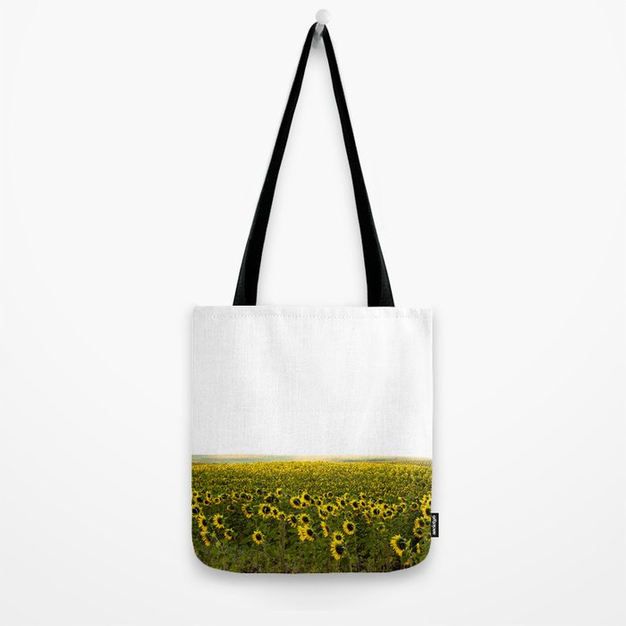 Summer fields Tote Bag