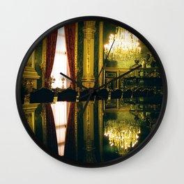 Napolean's Apartment Pt ll Wall Clock