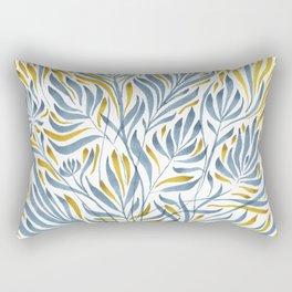Weeds I Rectangular Pillow