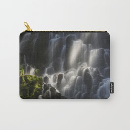 Ramona Falls in the Forest Carry-All Pouch