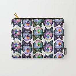 warhol wizard face Carry-All Pouch