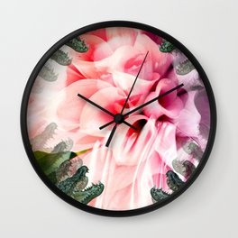 Lauren Wall Clock
