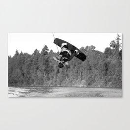 Air Raley Canvas Print