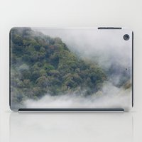 fog iPad Cases featuring Fog by Michelle McConnell