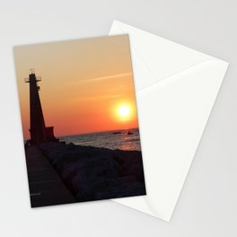Muskegon Lighthouse Stationery Cards