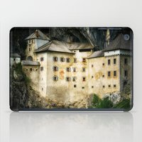 castle iPad Cases featuring Castle by DistinctyDesign