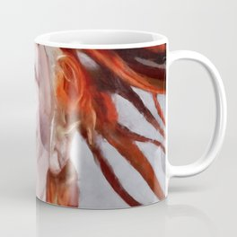 Leeloo Played By Milla Jovovich - The Fifth Element Coffee Mug