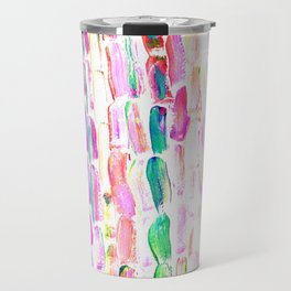 Spring Colorful Sugarcane Travel Mug