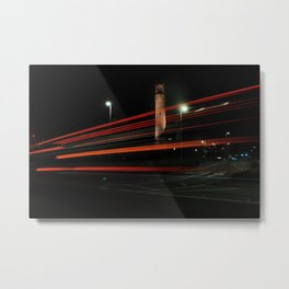 NCSU Memorial Bell Tower Metal Print