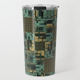 Alien World 4 Travel Mug