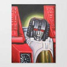 Starscream Canvas Print