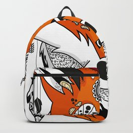 Fox Head Backpack
