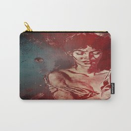 Joanna: Walking Away Carry-All Pouch