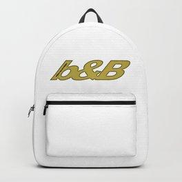 b&B Backpack