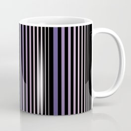 Midnight Stripes Coffee Mug