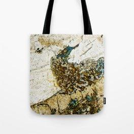 Dolerite 01 - Seahorse Tote Bag