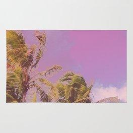 Swaying Palm Trees Rug