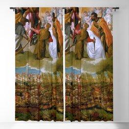 "Veronese (Paolo Caliari) ""The Battle of Lepanto"" Blackout Curtain"