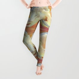 Flower Love Leggings