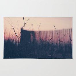 beach sunset II Rug