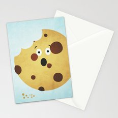How the Cookie Crumbles Stationery Cards