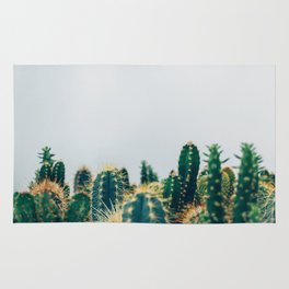 Cactus Beauty Rug