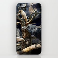 Thirty Pieces of Silver iPhone & iPod Skin