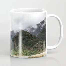 New Zealand's beauty *Fox Glacier Coffee Mug