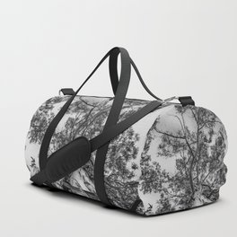 The old eucalyptus tree Duffle Bag