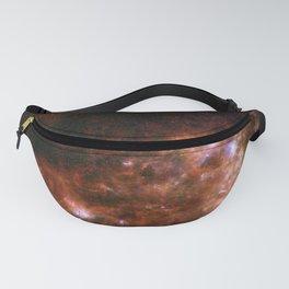 Small Magellanic Cloud, infared Fanny Pack