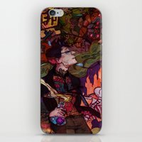 pacific rim iPhone & iPod Skins featuring Pacific Rim by Sophie'sCorner