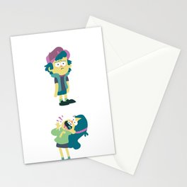 Dipper and Mabel Stationery Cards
