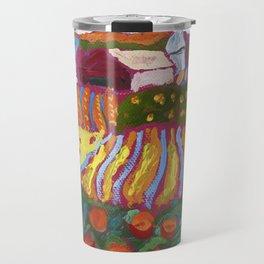 Iowa Barn Travel Mug