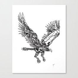 Intel Eagle Canvas Print