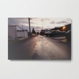 Backroad Altoona Metal Print